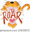 Tiger Roar 23630872