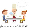 餐厅 饭店 大厨 23630932