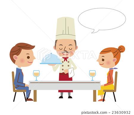 餐廳 飯店 大廚 23630932