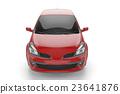 small, car, vehicle 23641876