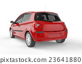 small, car, vehicle 23641880