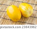 kintaro, diamond-shaped apron, fruit 23643962