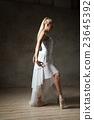 dress posing ballet 23645392
