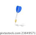 飛鏢 目標 符號 23649571