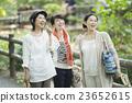 여성, 여행, 친구 23652615