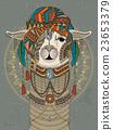 动物 艺术品 艺术 23653379