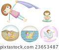 童话 少女 女孩 23653487