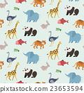 动物 可爱 设计 23653594