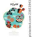 colorful, culture, landmark 23653943