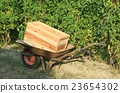 crate, wooden box, a box 23654302