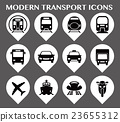 transport, icon, icons 23655312