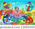 Orchestra in the sea 23660569