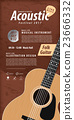 Guitar, Musical instrument design poster music. 23666332