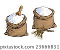 flour wheat bag 23666831