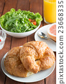 croissant, foods, western food 23668335