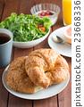 croissant, foods, western food 23668336