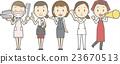 vector, vectors, women 23670513