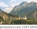 新天鵝堡 城堡 德國 23671849