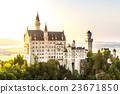 新天鵝堡 城堡 德國 23671850