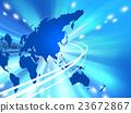 世界 數據傳輸 廣播信息 23672867
