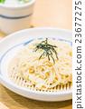Cold noodles 23677275