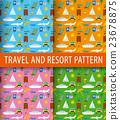 patterns of resort 23678875