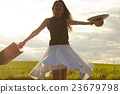 短裙 裙子 展開 23679798