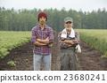 农场家庭和儿童肖像 23680241