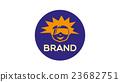 Sunny boy vector logo 23682751