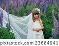 girl, dress, child 23684941