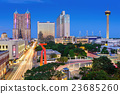 San Antonio Skyline 23685260
