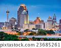 San Antonio Skyline 23685261