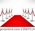 Red Carpet Illustration 23687514