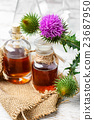Medicinal extract of milk Thistle 23687950