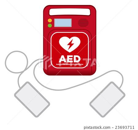 AED(自動體外除顫器) 23693711