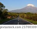 mountain, fuji, mt 23700309