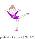 gymnastic, rhythmic gymnastics, new stretch 23700321