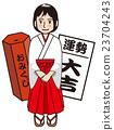 Omikuji 23704243