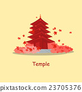 Tradition Temple in Japan 23705376
