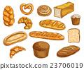 麵包 向量 向量圖 23706019