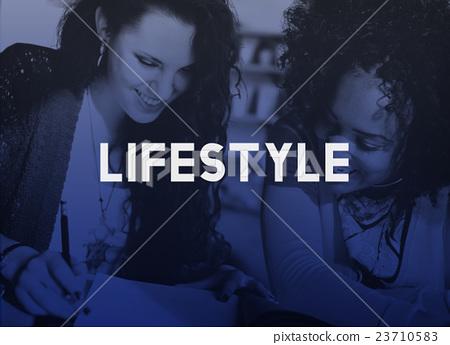 Lifestyle Hobby Passion Habits Culture Behavior Concept 23710583