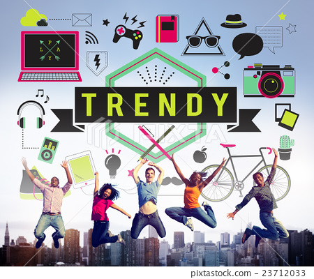 Trend Trendy Design Modern Style Fashion Latest Concept 23712033