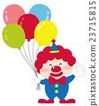 氣球 汽球 小丑 23715815