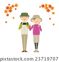 楓樹 紅楓 楓葉 23719707