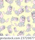 dog pattern 23720677