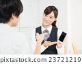 비즈니스 우먼 (스마트 폰) 23721219