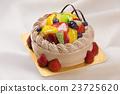 蛋糕 巧克力蛋糕 西式甜点 23725620