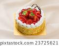 蛋糕 草莓蛋糕 磅装蛋糕 23725621