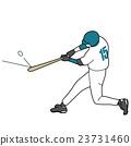 击球手 棒球 选手 23731460