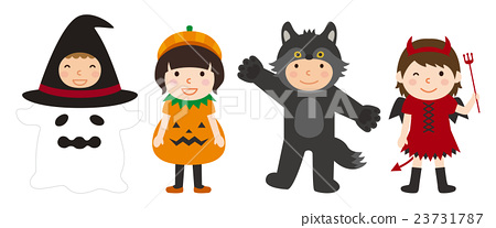 halloween, disguise, child 23731787
